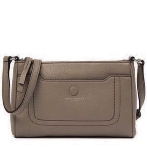 Marc Jacobs Empire City Leather Crossbody Bag NWT